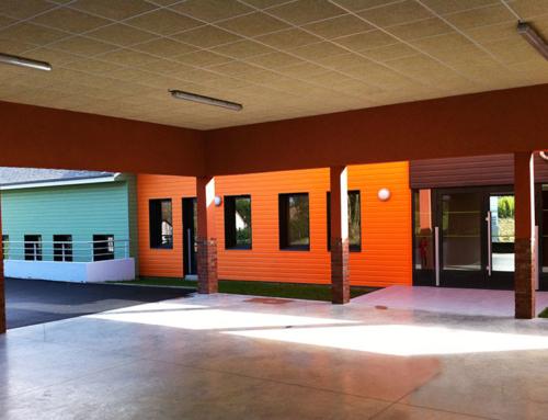 Ecole Maternelle La Rivière St Sauveur