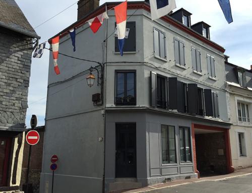 Réhabilitation – Rénovation de 9 logements à Honfleur