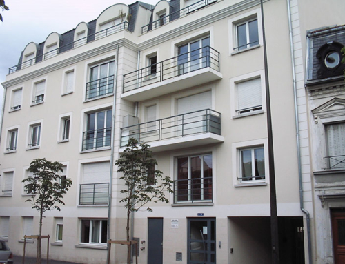 Construction de 32 logements à Argenteuil