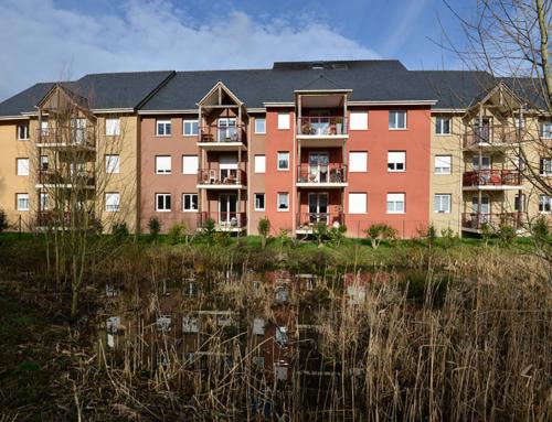 Construction de 113 logements à la Rivière St Sauveur