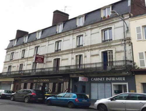 Réhabilitation – Rénovation de 9 Logements et de 3 commerces à Lisieux