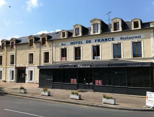 Réhabilitation – Rénovation de 9 Logements et de 2 commerces – ST Pierre Sur Dives