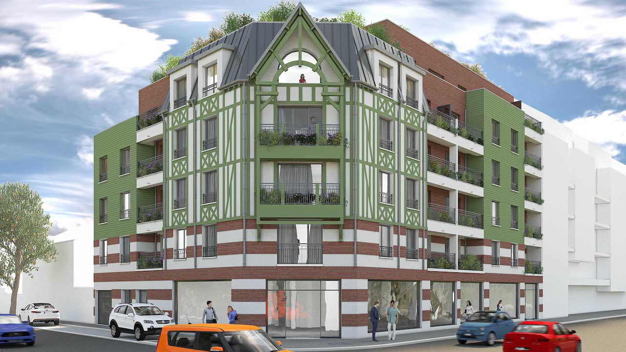 immobilier neuf Rouen