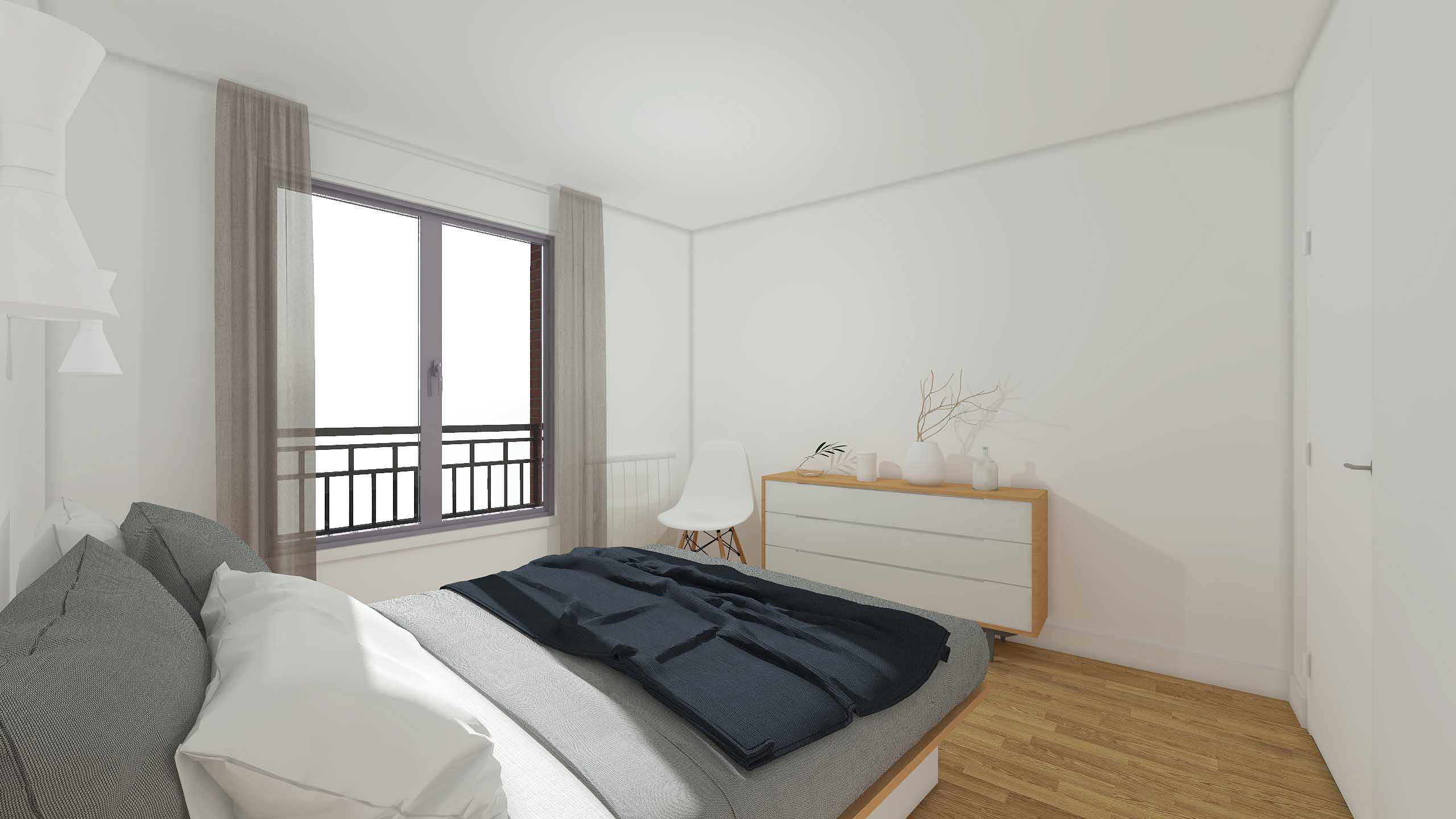 immobilier neuf Rouen chambre